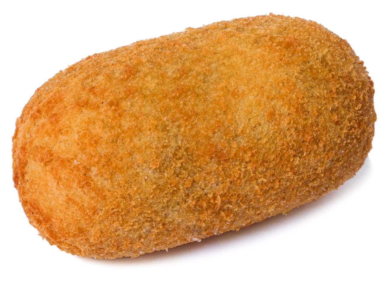 Coquetel - Fritos Coquetel (fritos) - Croquete de Carne
